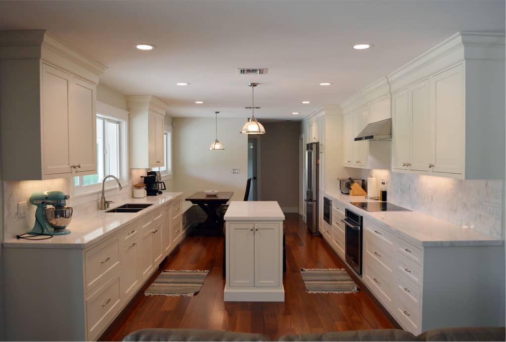 kitchen home remodel