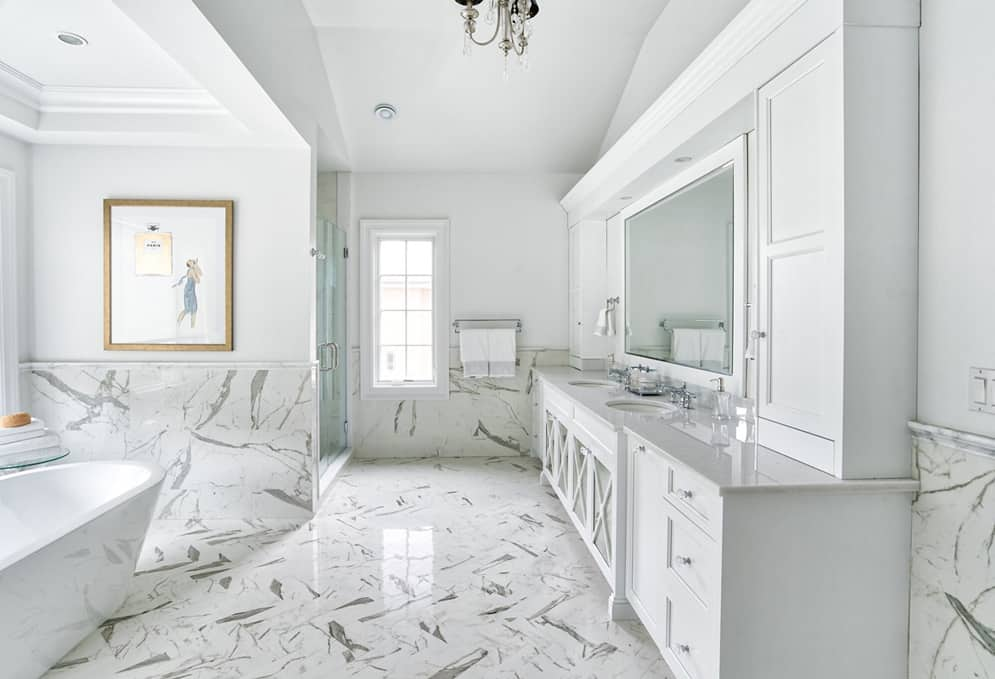 white-clean-marble-design-bathroom