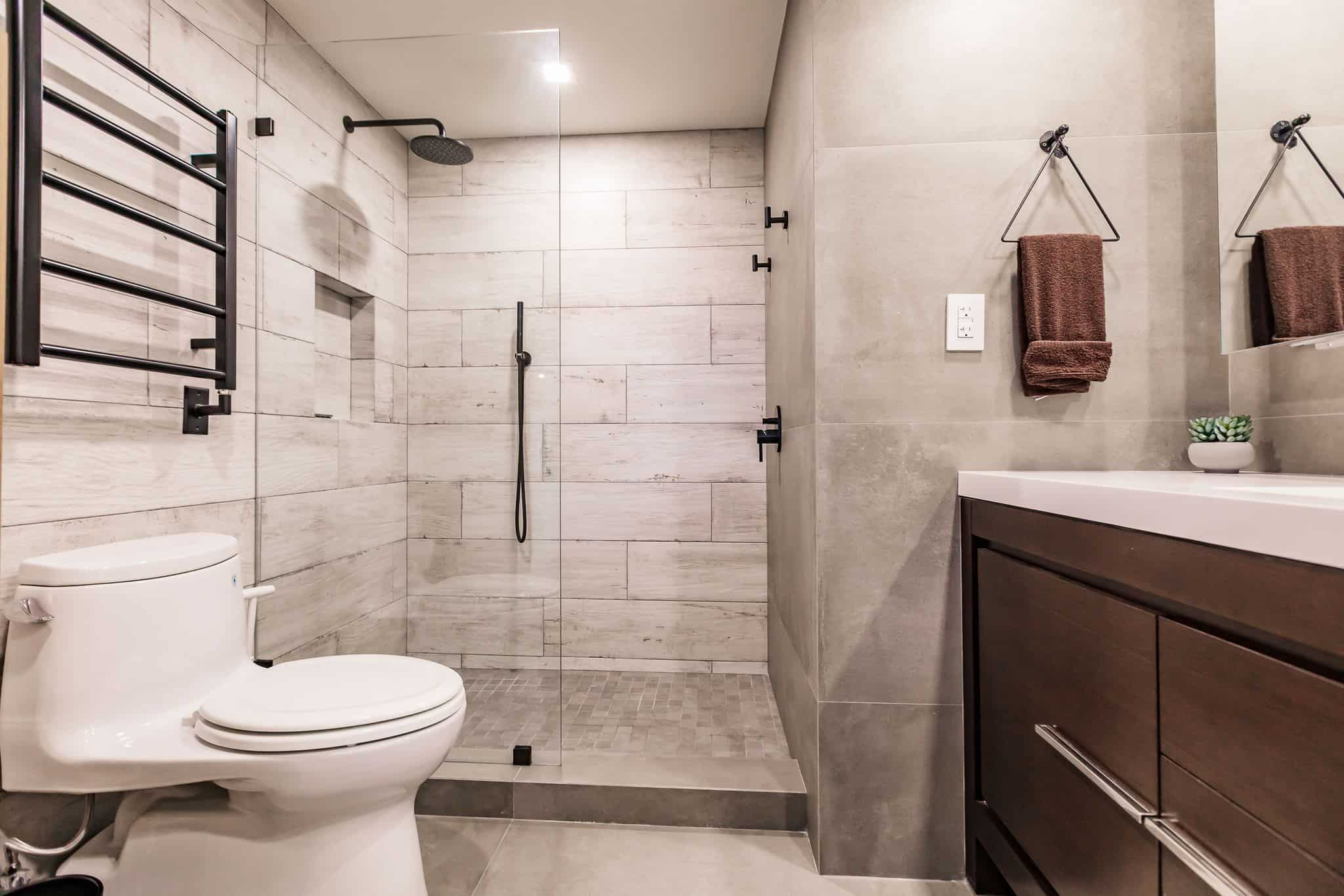 Condo Remodeling in South Miami with Master Bathroom