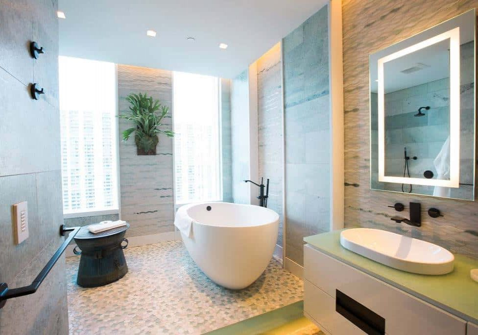 Bathroom Remodeling Eclectic